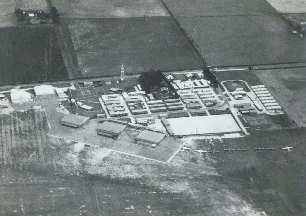 Western Junction RAAF Base 1941 RDEAN