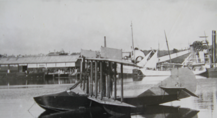 Read more about the article 100th Anniversary of the First Flight from Sydney to Tasmania
