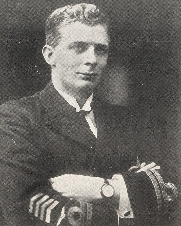 Victor Clive Holyman